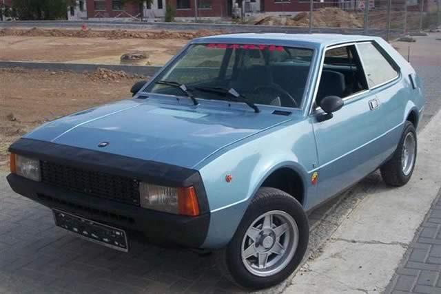 Prototipo SEAT Bocanegra
