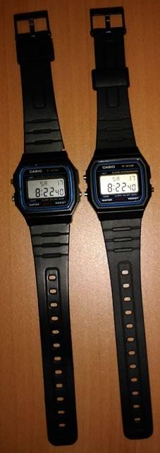 a0ac8ad46b6c Falsificaciones de relojes Casio