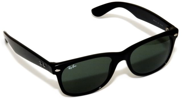 gafas ray ban wayfarer negras