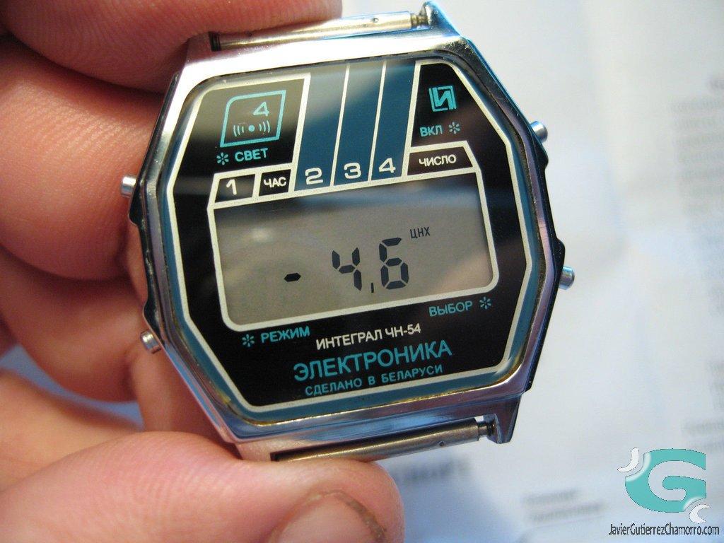 Digital Retro Eligiendo En Vs Reloj Thermidor AceroCasio byYf6v7g