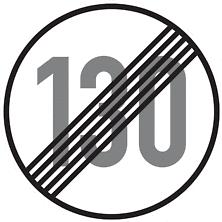 Evolución de los límites de velocidad en España