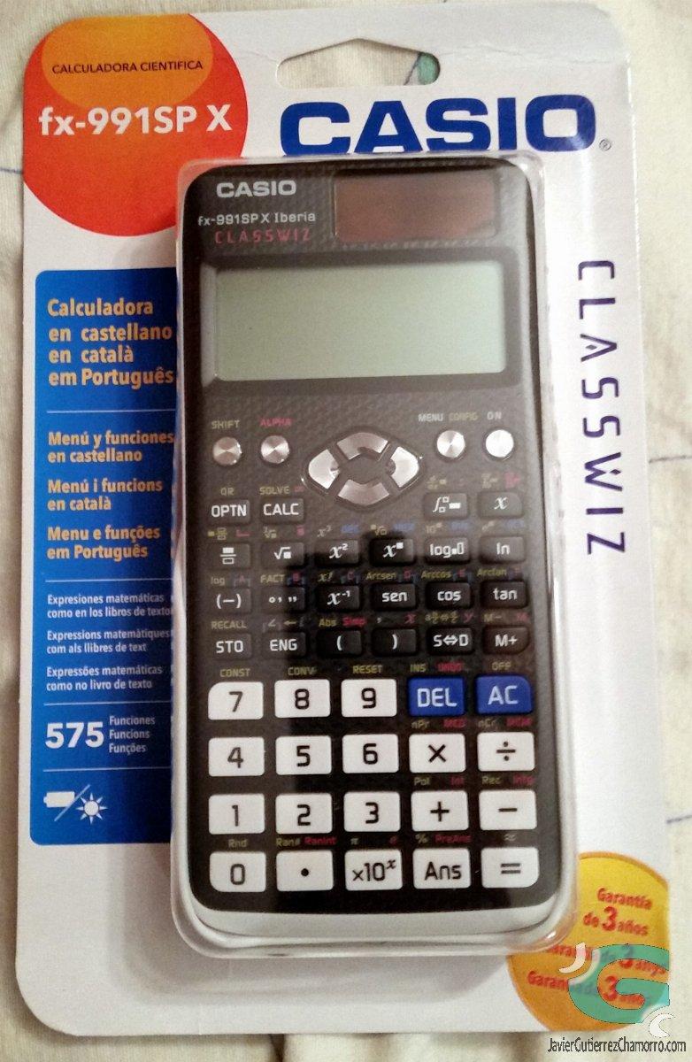 ¿Cómo se podrían mejorar las calculadoras Casio?