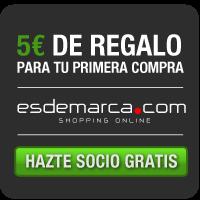 5€ de descuento en Esdemarca.com