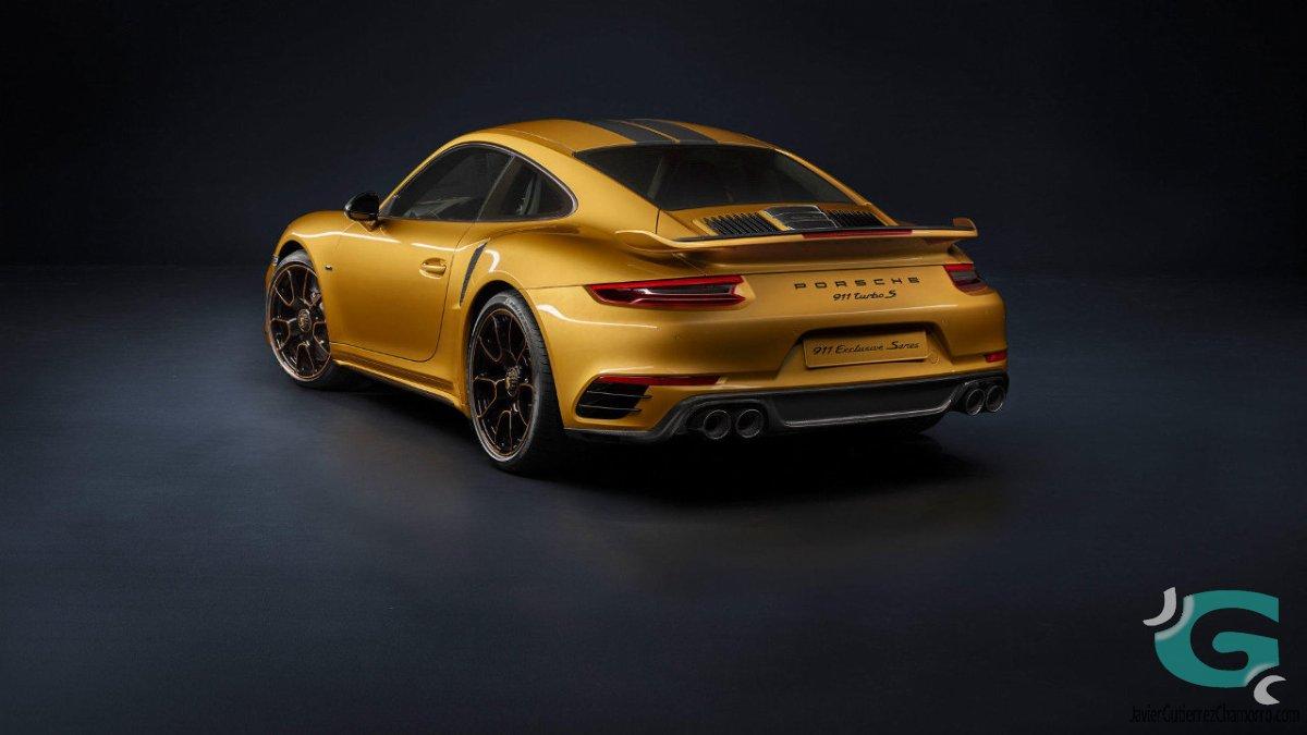 Evolución del Porsche 911 Turbo