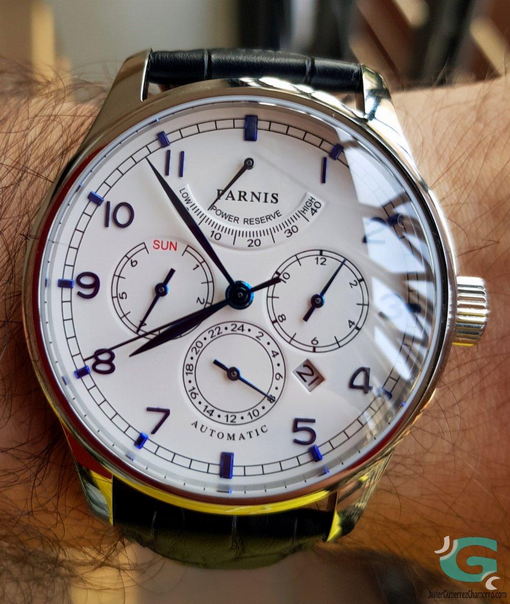 Parnis Master 35