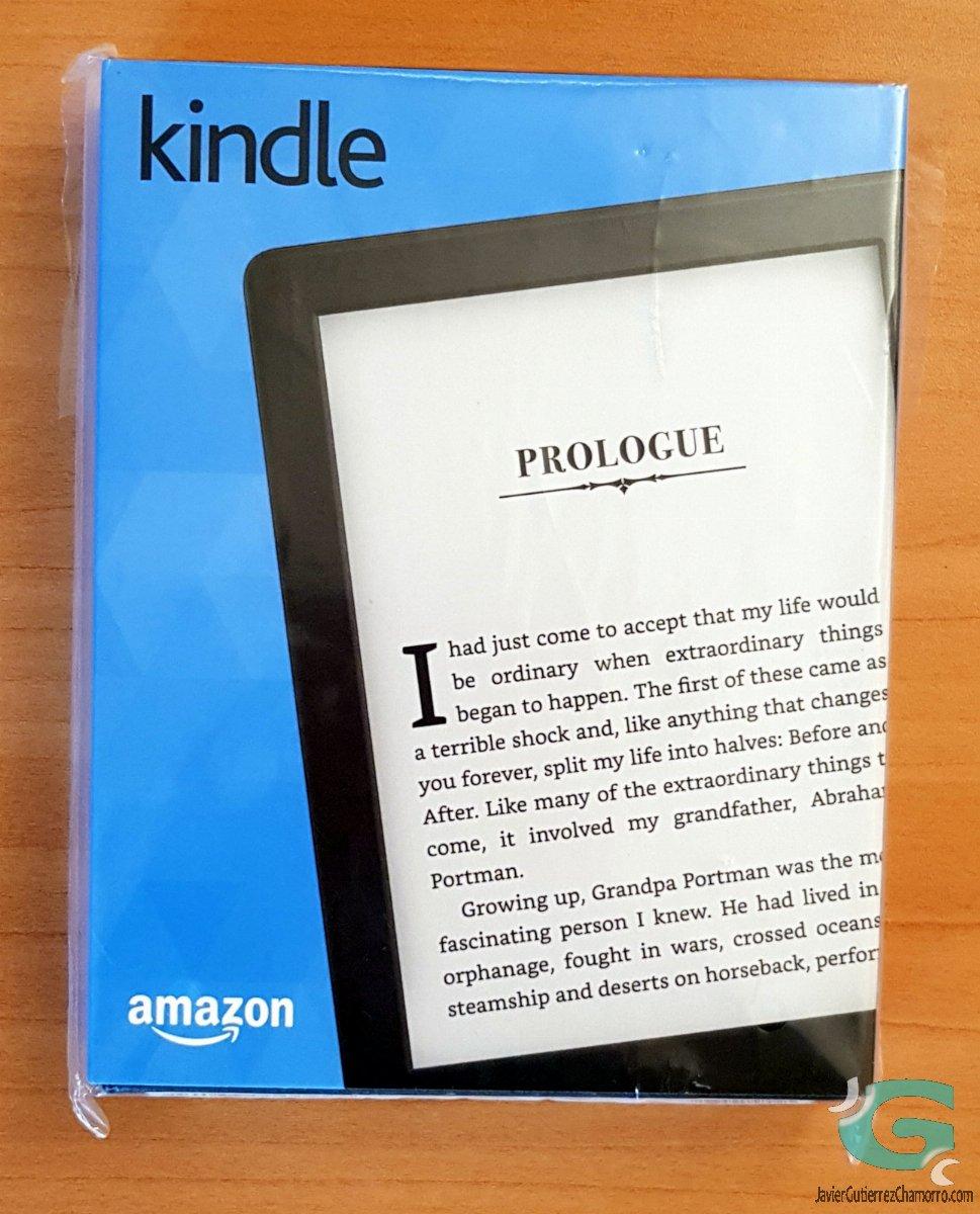 Kindle 8ª generación