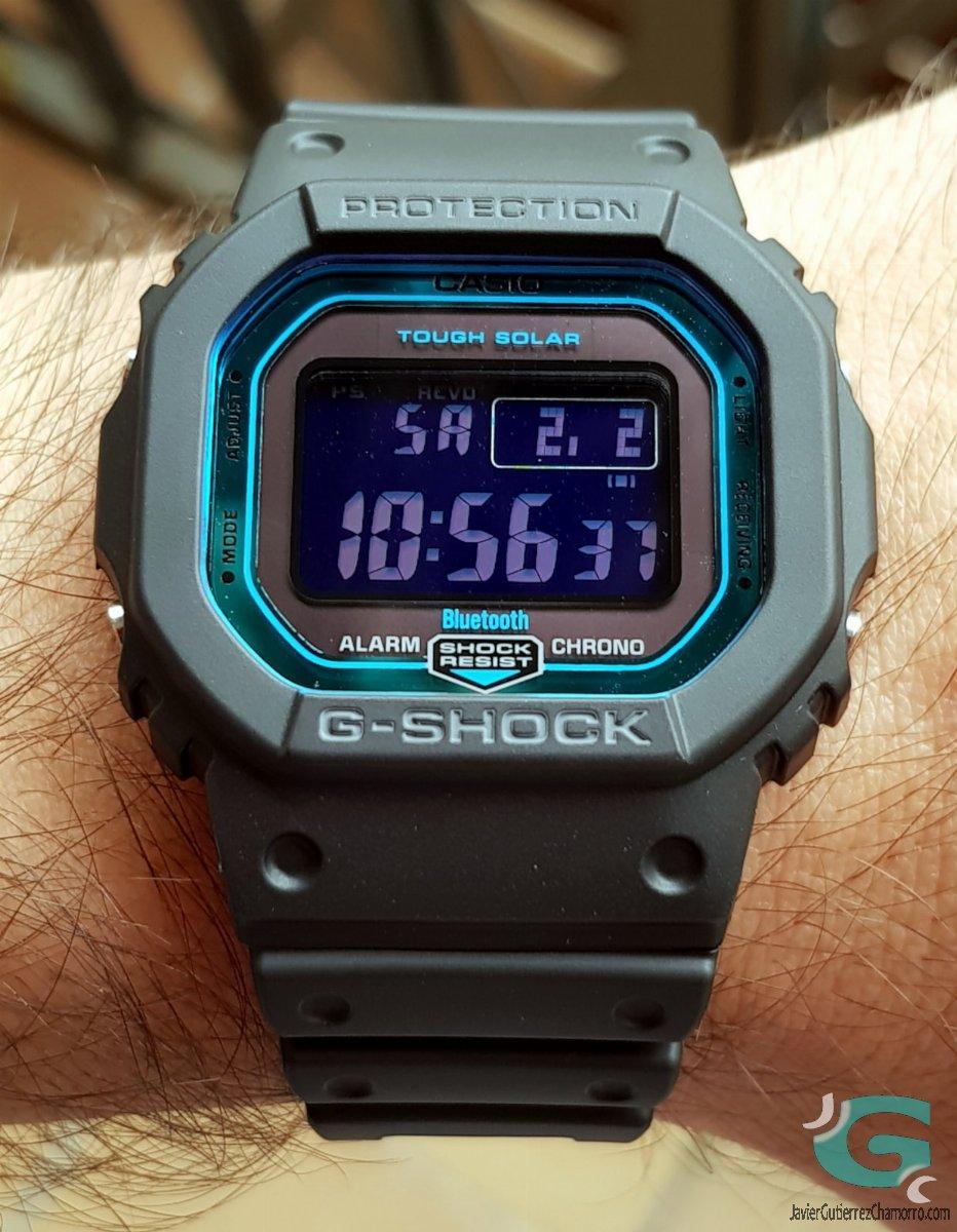Casio GW-B5600-2