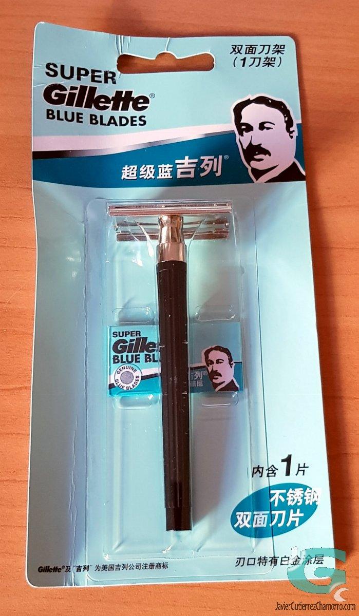 Gillette Super Blue