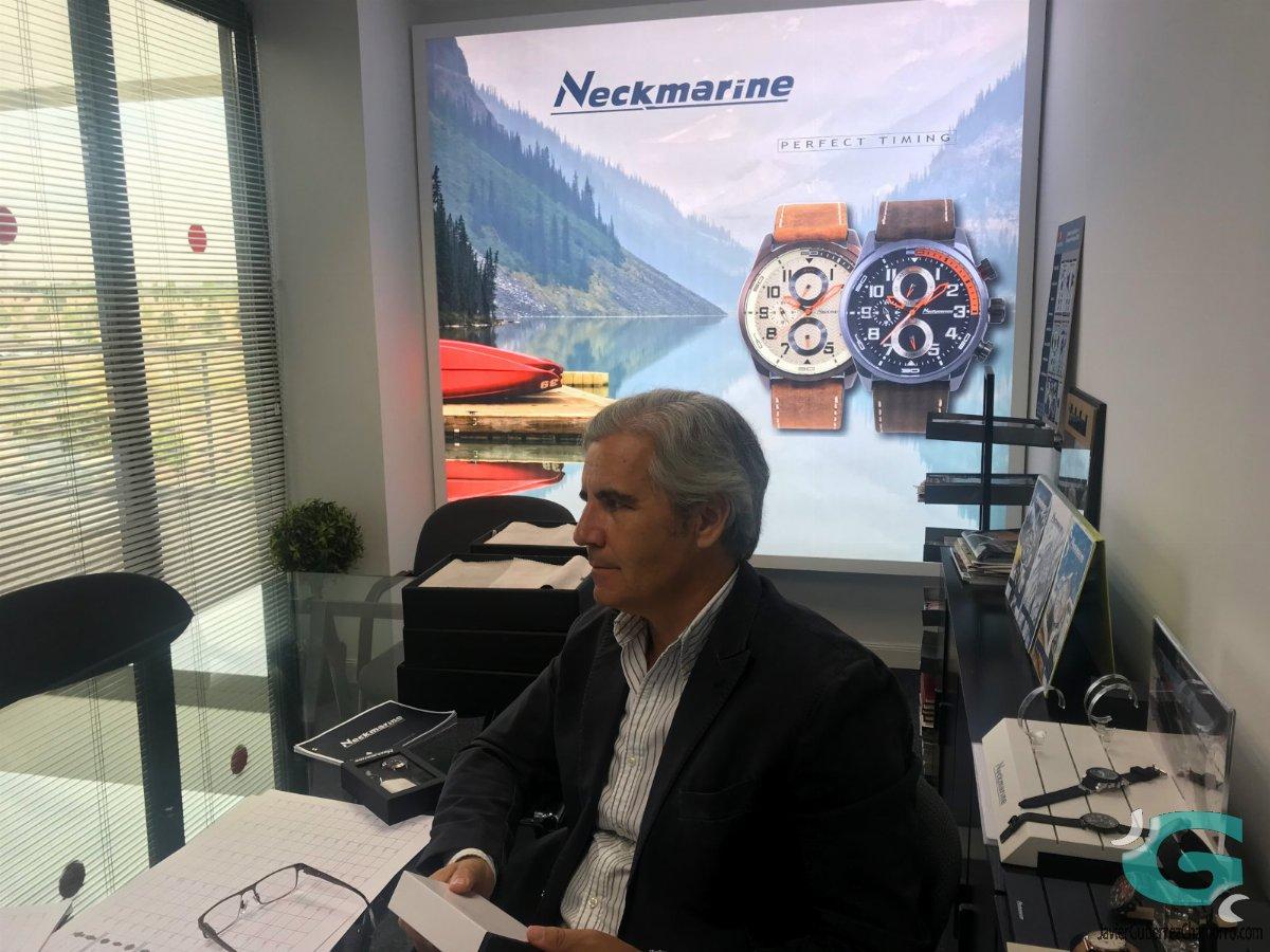 Entrevista a Javier Aguiar de Swissneck Europe